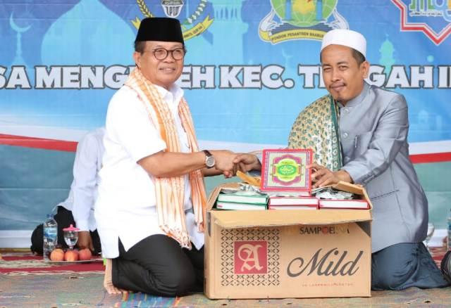 Gubernur Dorong Terciptanya SDM Berkualitas Ponpes