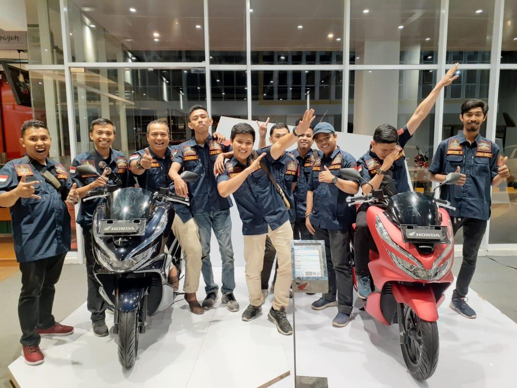 Berlangsung Meriah, Honda Premium Matic Day Sapa Warga Jambi