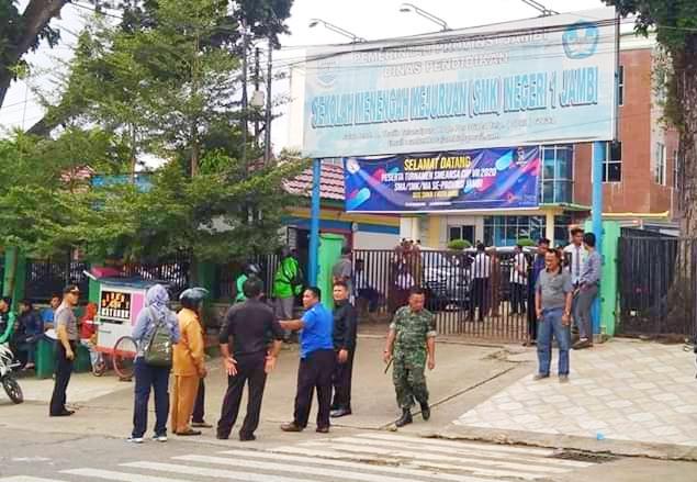 Diduga Jadi Pemicu Bentrok Pelajar di Jambi, Sang Cewek Alami Luka 7 Jahitan