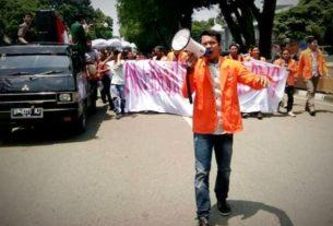 Anggaran Perbaikan Jalan di Merangin, Mahasiswa Ancam Akan Turun Aksi