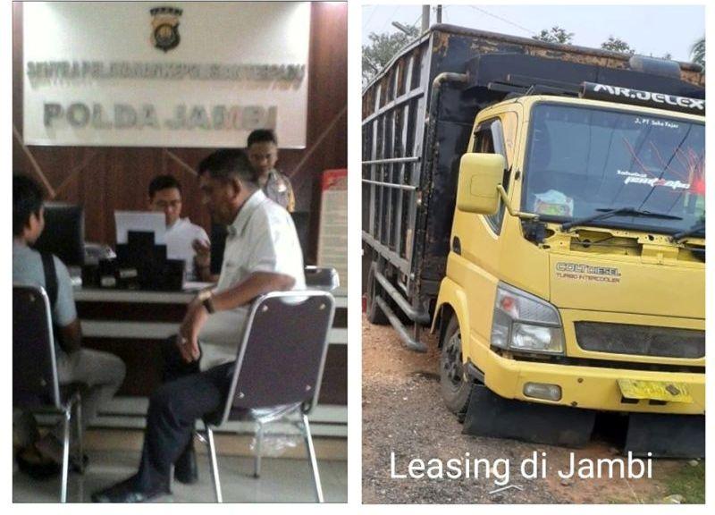 Dinamika Jambi Berita Kito Jambi Tak temui solusi, Indonesia Morality Watch (IMW) Jambi menyeret leasing di Jambi ke OJK dan Polda.