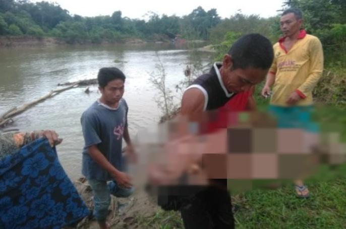 Hanyut di Sungai, Bocah di Merangin Ditemukan Sudah Tak Bernyawa