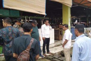 Ada Temuan di Pasar Angso Dua, Dewan Akan Panggil PT EBN