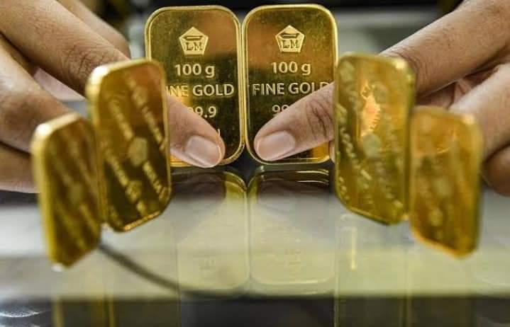 Harga Emas Antam Hari Ini Turun, Cek Rinciannya Disini