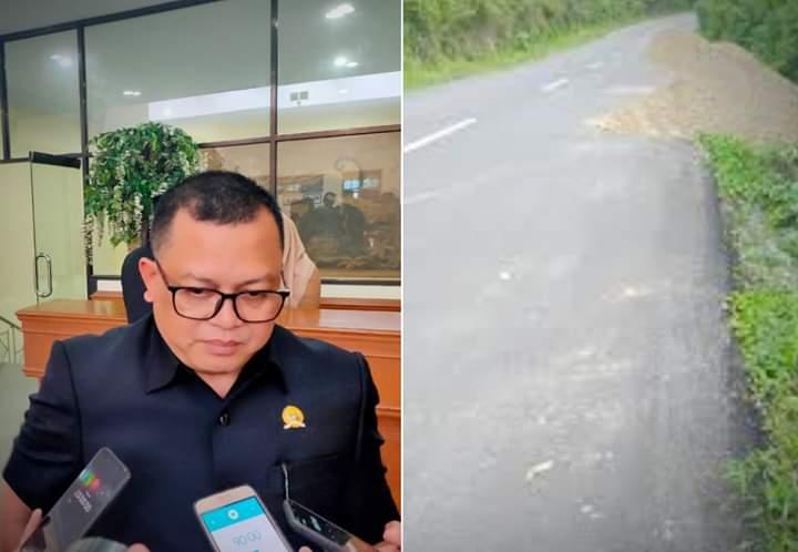 Jalan Provinsi Banyak Tak Terurus, Dewan Akan Panggil Dinas PU
