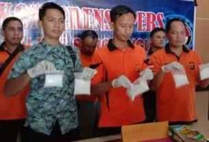 Terciduk Bawa Sabu, Warga Aceh Terancam Dihukum Seumur Hidup