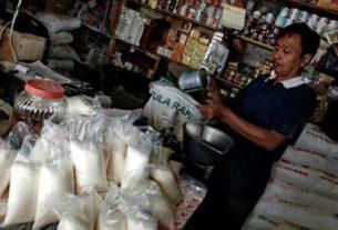 Selain Langka, Harga Gula Pasir di Tanjabbar Naik