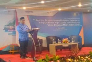Asisten I Setda Provinsi Jambi, Buka FGD PTP Multipurpose