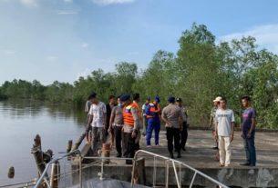Niat Ngejar Sabun, Abdul Tenggelam Di Sungai
