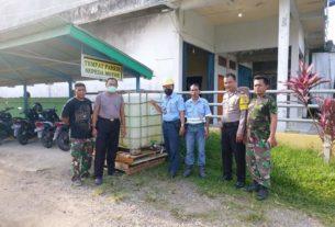 Cegah Corona, PT LPPPI Salurkan Hypo Disinfectant 10.000 liter