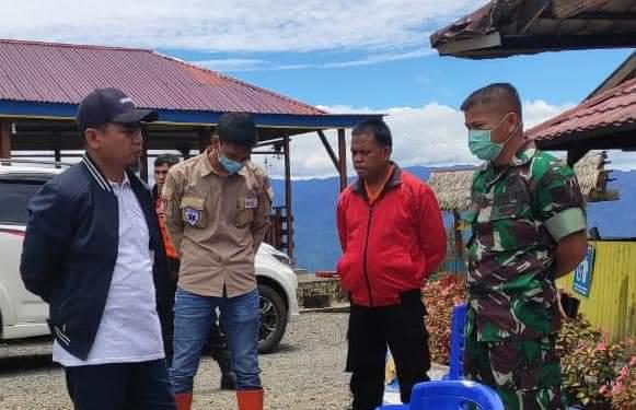 Ketua DPRD Sungai Penuh Tinjau posko Pencegahan COVID-19