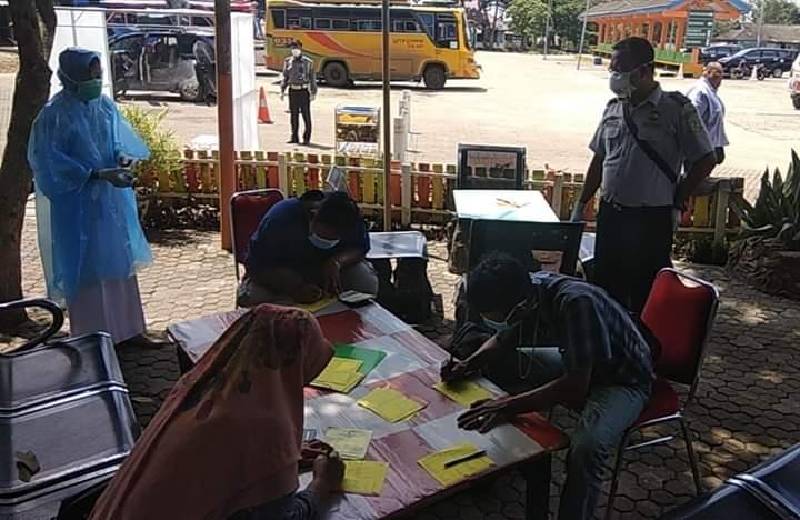 3 TKI Asal Malaysia-Dumai Diperiksa di Jambi, Ini Hasilnya