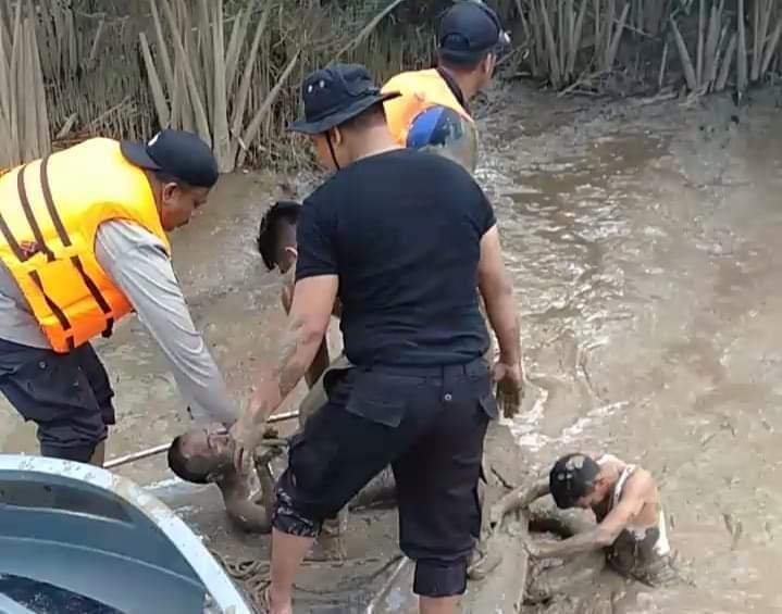 3 Hari Tenggelam di Sungai, Begini Kondisi Abdul Saat Ditemukan l