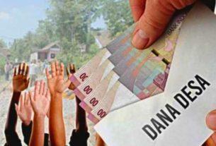 Pemerintah Sunat 59 Triliun Dana Desa Tangani Corona