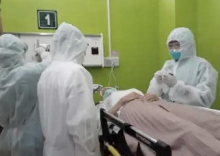 Tertular Pasien, Dokter dan Perawatan di Bogor Positif Corona