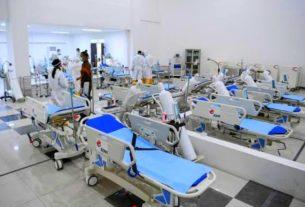 2 Rumah Sakit Overload, Pasien COVID-19 Ditolak