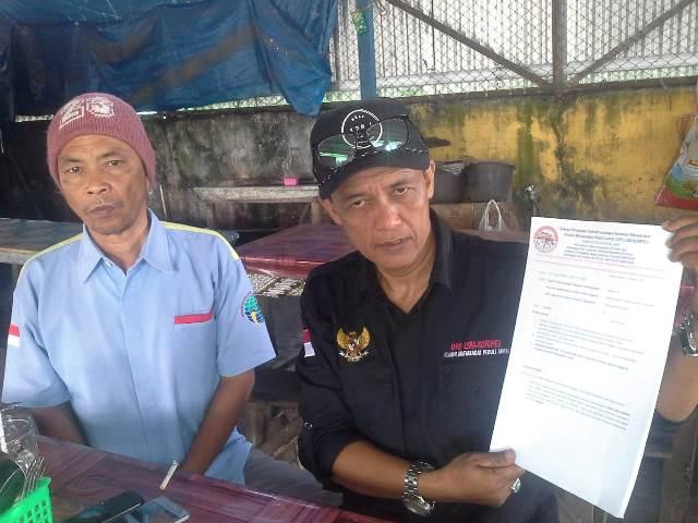 Penyimpangan proyek mencuat di Batanghari. Tak beres proyek yang menelan anggaran 4,8 Milyar, Dinas PUPR Batanghari dilaporkan ke DPRD.