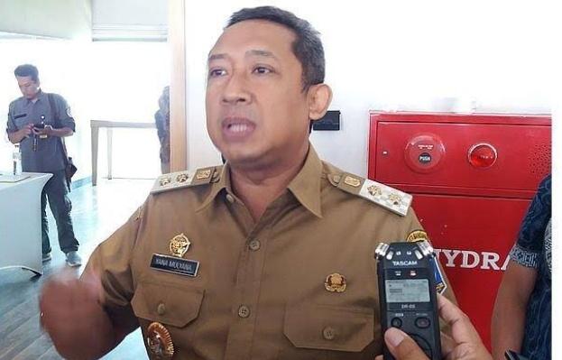 Wakil Walikota Bandung Positif Terinfeksi Virus Corona