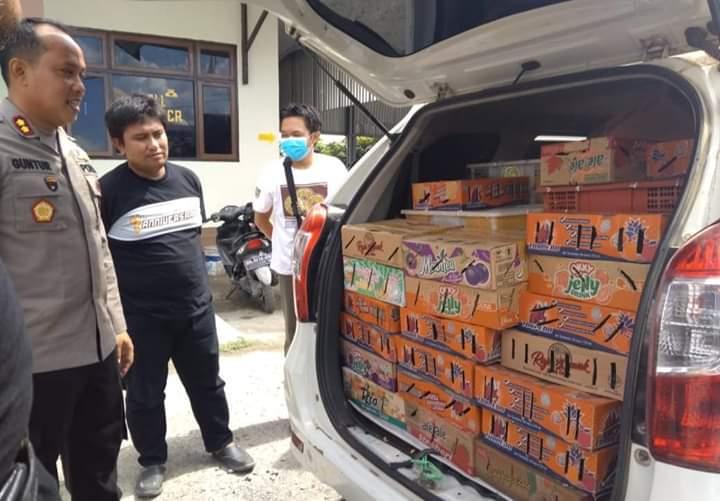 Bawa Ribuan Satwa, Warga Riau Ditangkap Polsek Tungkal