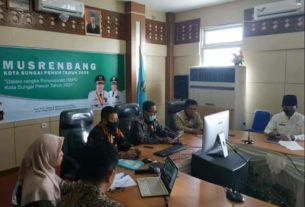 Musrenbang Online di Gelar, Susun RKPD 2021