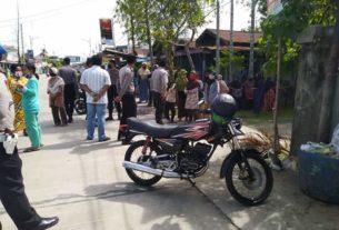 Tertipu Informasi Berantai, Puluhan Masyarakat Datangi DPC Gerindra