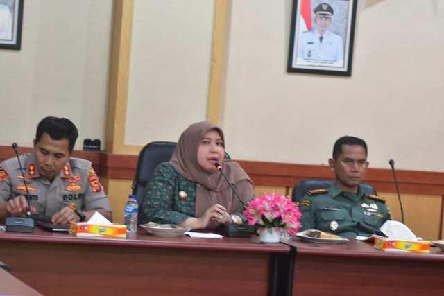 Pemkab Muaro Jambi mengeluarkan kebijakan pasca mewabahnya Covid-19. Gratis PDAM dan Pajak, berikut ini keputusan Bupati Muaro Jambi.