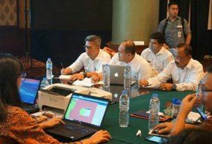 Dinas PUPR Hadiri Rakor Perencanaan Pembangunan di Bandung