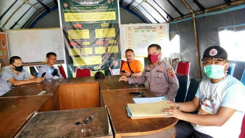 Pemerintah Kabupaten Sarolangun saat ini telah tetapkan status terkait wabah Virus Corona. Tetapkan status, Sarolangun siaga darurat Covid-19.