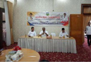Bagian Humas Sarolangun Silaturahmi Dengan Media