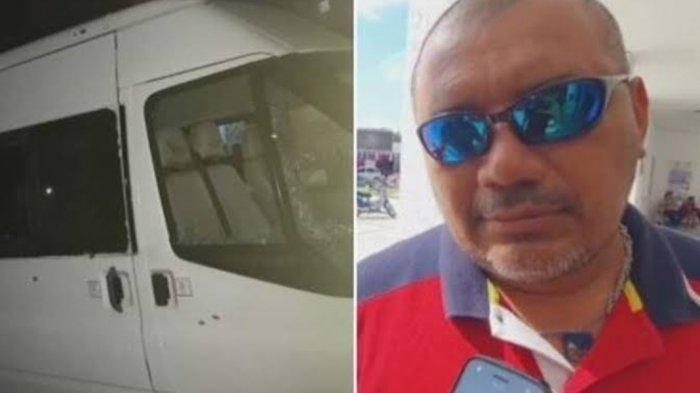 Wali kota di Meksiko ditembak mati geng kriminal. Sadis, kematian Wali Kota yang ditembak mati itu usai tetapkan lockdownuntuk mencegah penyebaranCovid-19.
