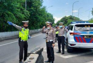 Cegah Covid-19, polisi tutup pintu arus balik masuk DKI. TNI dan Polri akan berjaga-jaga di titik yang ditentukan dari berbagai wilayah