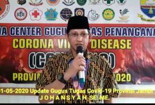 Lagi, Pasien PDP di Sarolangun Dibolehkan Pulang