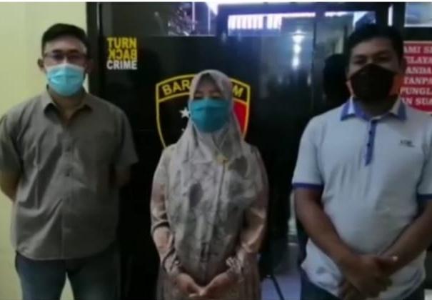 Pemilik Akun Penyebar Hoax di Medsos, Dibekuk Polres Kerinci