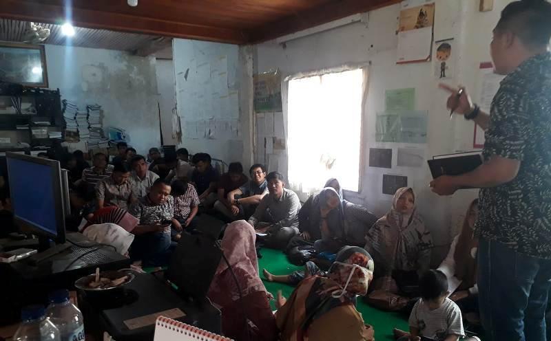 Pendamping Desa : Masalah, Potensi dan Solusi PERMASALAHAN penting yang terjadi pada Pendamping Desa adalah kurangnya peduli