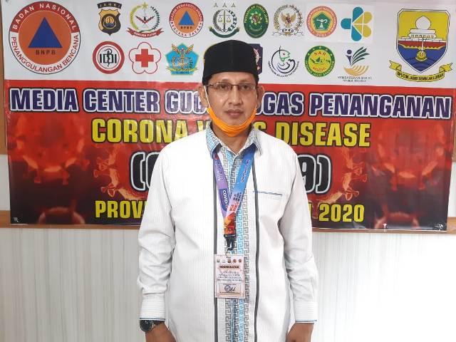 Pandemi di Idul Fitri di Jambi, terkonfirmasi pertambahan pasien. Update Covid-19 di Provinsi Jambi, 24 Mei 2020 tambah 4 positif, namun 5 sembuh.