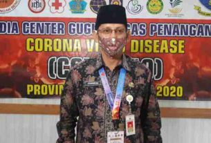 Sembuh 2 pasien, Tim Gugus Tugas Penanganan Covid-19 Provinsi Jambi 25 Mei 2020 juga tambah 2 positif Virus Corona. Total ada 97 kasus