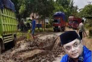 Dewan Kritik Pemda, Banyak Truk Over Kapasitas Lewati Jalan di Bahar