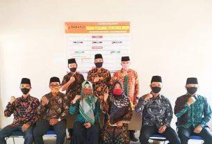 Panwaslu Desa Sekacmatan Koto Baru Resmi dilantik