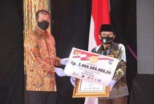 Jadi Pemenang Lomba Inovasi Daerah Sektor Hotel, Jambi Raup Uang 3 Miliar