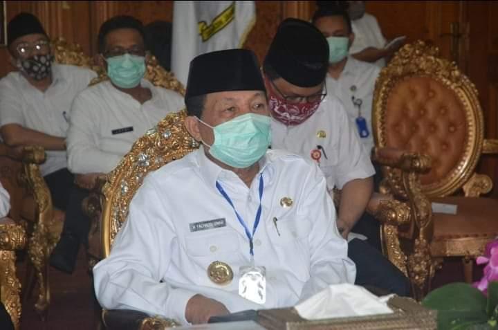 Kawal Penanganan Covid-19, Gubernur Jambi Siap Dukung KPK