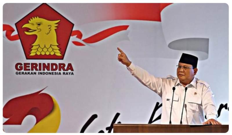 Elektabilitas Prabowo Subianto masih begitu tinggi. Meski sulit, warisan Prabowo jatuh pada 2 sosok ini jika tak bertarung di 2024