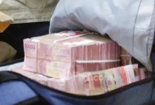 Curi Uang Rp 800 di Brankas, Pelaku Nginap di Hotel
