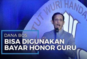 Kebijakan Baru Kemendikbud Soal Gaji Guru Honor, Ini Bunyinya