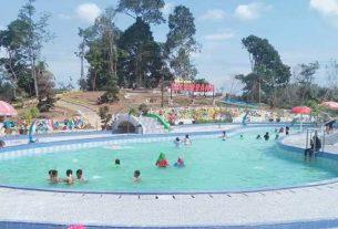 Sikumbang Water Park, wisata baru di Merangin segera dibuka. Sikumbang yang berada di belakang Pasar Rakyat, Kota Bangko tengah berbenah.