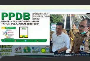 Dari 11.000, SMA/SMK Negeri di Jambi Hanya Bisa Tampung 5000 Siswa ?