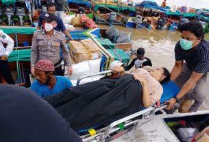 Niat Mau Kebatam, Sundari Melahirkan di Speedboat