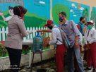 Tempat Pencuci Tangan di SMP 2 Kuala Tungkal, Tak Berfungsi
