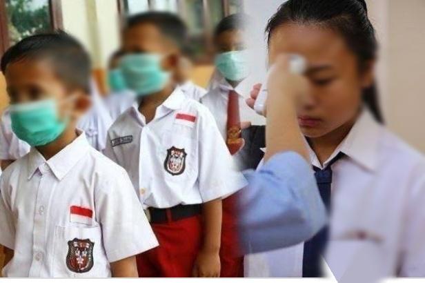 13 Juli Nanti, PAUD Hingga SMA Mulai Masuk Sekolah