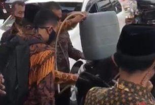 Viral Video Mobil Dinas Wakil Presiden Habis BBM di Jalan