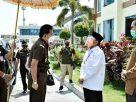 Kajati Baru Tiba di Jambi, Gubernur Lakukan Penyambutan